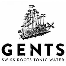 Gents Swiss Roots tonic water 200ml..