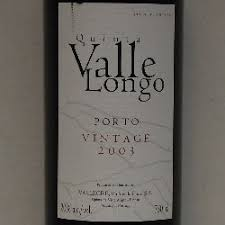Valla Longo Vintage port 2003