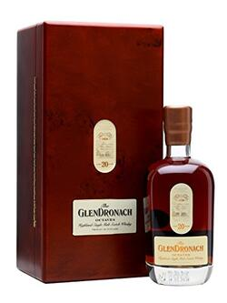 Glendronach 20 years old Octaves-48% alc