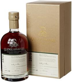 GlenGlassaugh Batch 2 1975 Massandra Madeira Puncheon 43,9 % alc. 40 years old