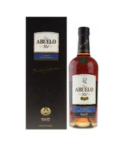 Abuelo XV Tawny Port cask finish