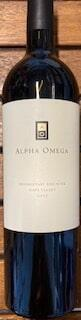 Apha Omega Proprietary red wine Napa Valley California 2017