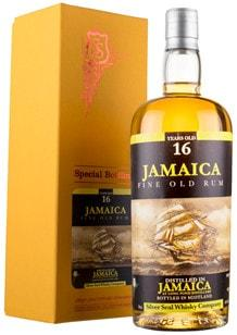 Silver Seal Jamaica 2000 Long Pond Distillery 16 Years Old Rum