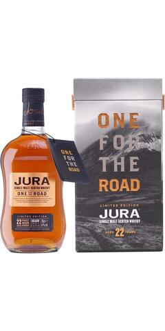 Jura One For The Road 22 years old Single Malt Whisky