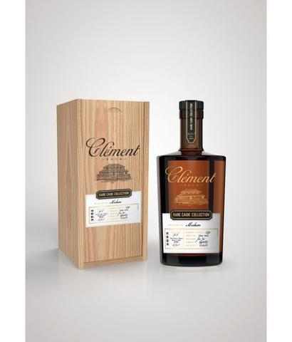 Clement Rare Cask Collection ABRAHAM 15 år 56,58 % 50 cl.