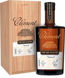 Clement 15 år Danemark Rhum Cask Strength, Martinique 56,6% 50cl