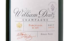 Hommage a William Deutz Blanc de Noir 2010