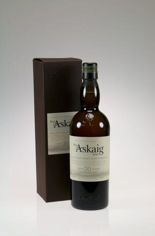 Port Askaig 30 års Single Islay Malt Whisky 51,1%