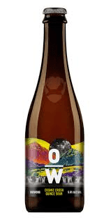 PEACHES SOUR ALE AGED IN RED WINE BARRELS