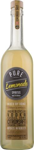 Pure Lemonade Shots