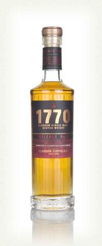 1770 Glasgow First Release Single Malt Scoth Whisky 46%