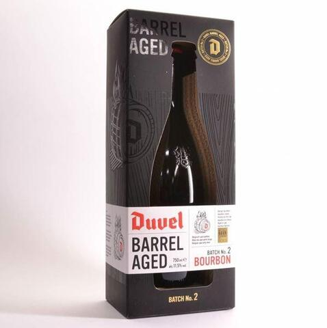 Duvel Barrel aged 75 cl
