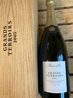 Palmer og Co Grands Terroirs 2003 magnum