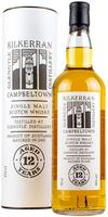 Kilkerran 12 years old campbeltown Single Malt Whisky 46%