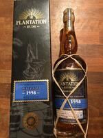 Plantation Rum Single Cask Guyana 1998 44,8% alc.