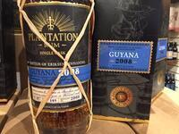 Plantation Guyana 2008 Zebra single cask