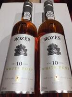Rozés 10 Years old White port 0.5 liter