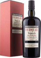 Velier Foursquare Triptych Single Blended Rum 56%
