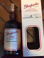Glenfarclas 1996 #1306 15 års Highland Single Malt Whisky 55,6%