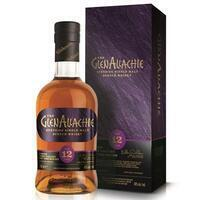 GlenAllachie 12 years old Speyside Single Malt whisky