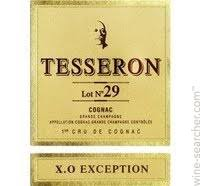 Cognac Tesseron Lot no 29